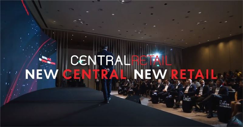 CENTRAL RETAIL Press Conference 2019