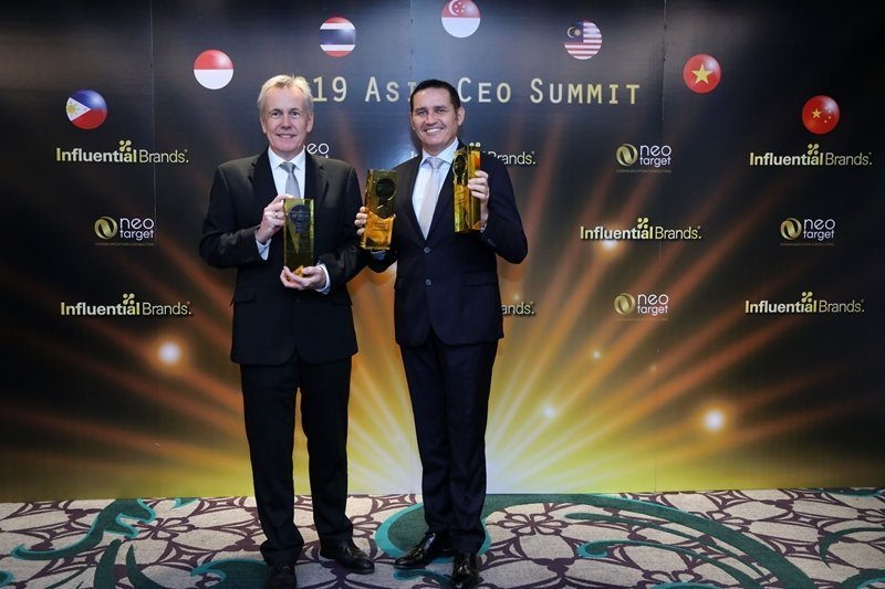 Central Food Retail Group wins three Influential Brands awards as top brands in Asia recognized by Generation Y consumers