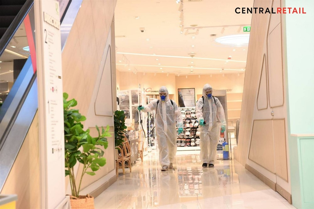 Central Retail announces four key initiatives by group's businesses to help resolve COVID-19 crisis