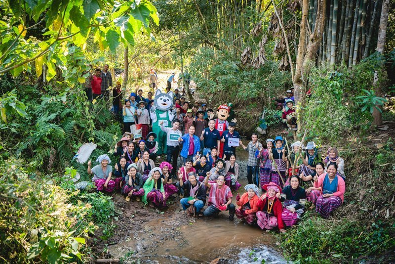 Thai Watsadu Joins to Revive Forests Toward a Sustainable Future