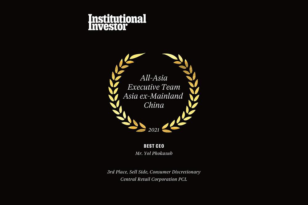 All-Asia Executive Team