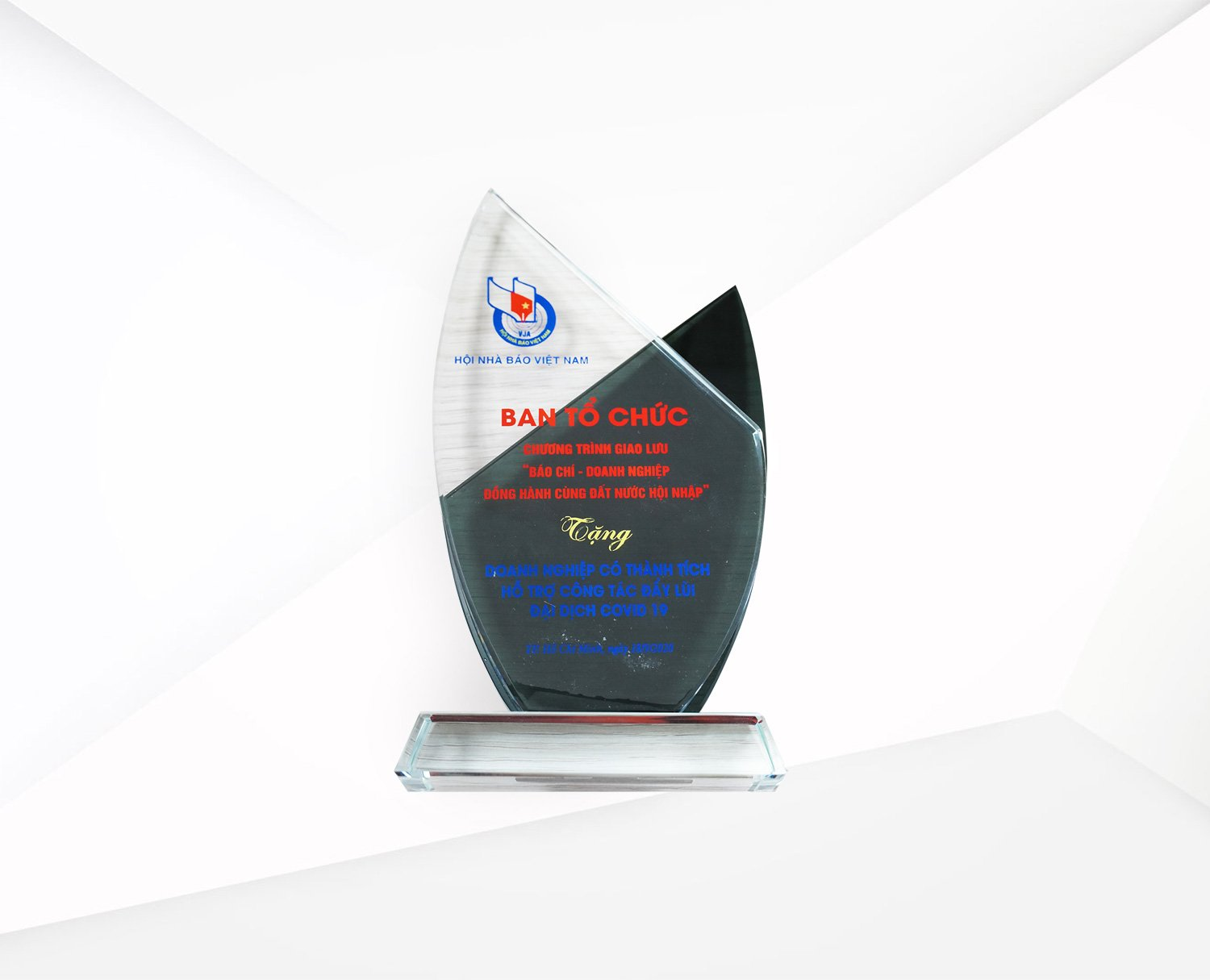 Recognition of efforts in supporting the battle against Covid-19