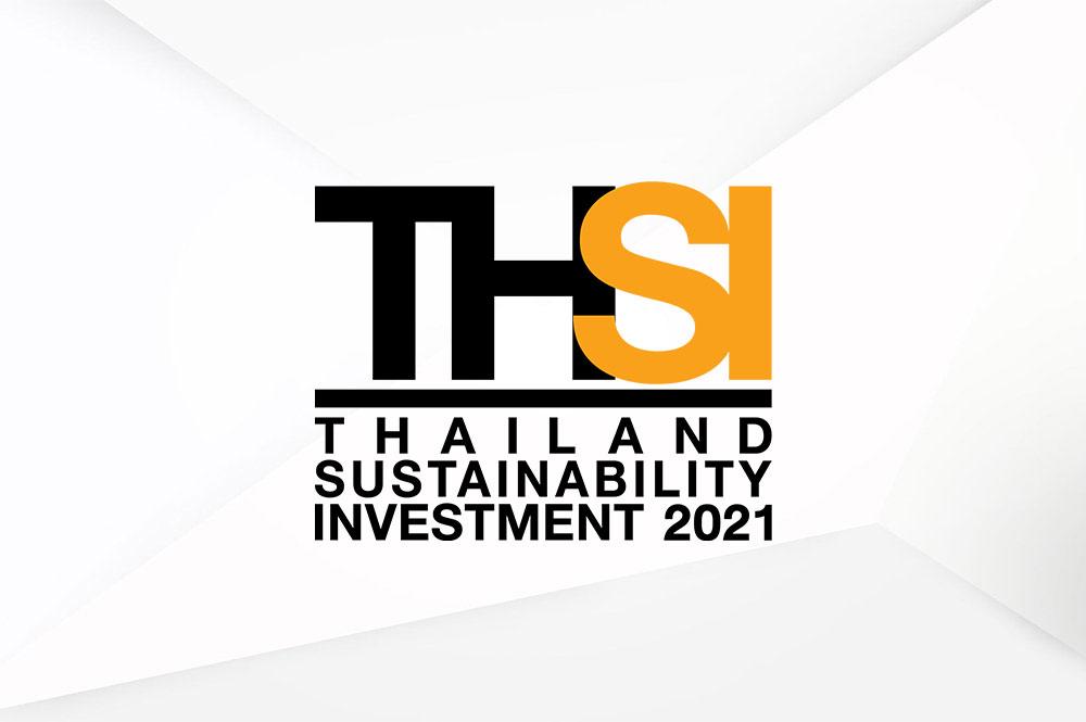 Thailand Sustainability Investment (THSI)